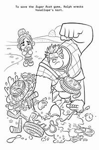 Wreck-it Ralph Coloring Pages - Best Coloring Pages For Kids