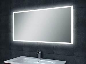 Spiegel 200 X 100 : wb quatro led condensvrije spiegel 100x60 megadump ~ Markanthonyermac.com Haus und Dekorationen