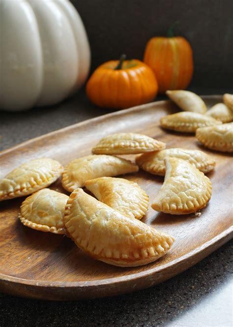 Pumpkin Pasties Recipe by Pumpkin Pasties Recipe Dishmaps