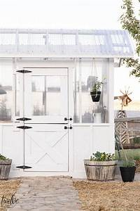 Our, Diy, Greenhouse, Design, And, Reveal