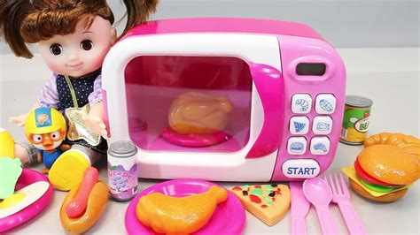 cooking toys  kids maker hamburger  baby doll