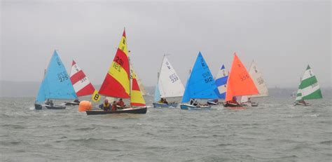 Keyhaven Scow by Lymington River Scow Nationals At Keyhaven Yacht Club