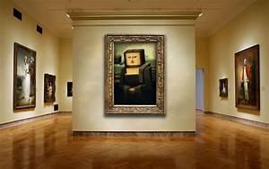 Download Paintings Minecraft Wallpaper 1920x1200 Wallpoper #374836