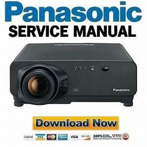 Panasonic Pt-d7700 Service Manual  U0026 Repair Guide