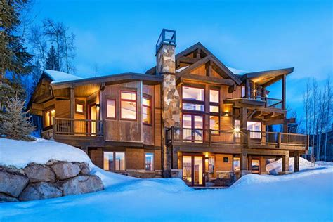 mountain cabin modern mountain cabin w amazing views 20 hq pictures Modern