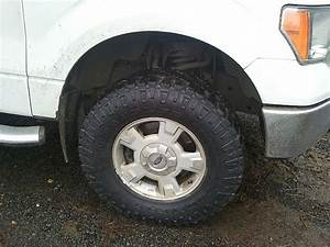 Tire And Wheel Fitment Guide - 2009 And Newer