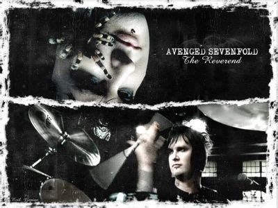 foto wallpaper avenged sevenfold  rev jimmy  rev