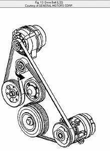 2002 Chevy Impala Serpentine Belt Diagram