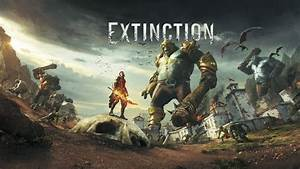 Extinction, Brand, New, Ip, From, Iron, Galaxy, Coming, To, Ps4