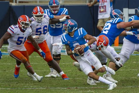 Florida vs. Ole Miss: Don't shovel dirt on the Gators ...
