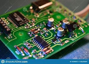 Repairing A Microchip Detail  Wiring Diagram From Computer
