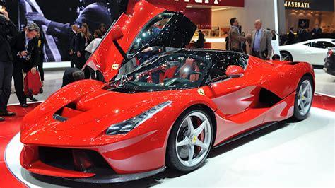 Ferrari recalling 85 LaFerraris under two separate ...