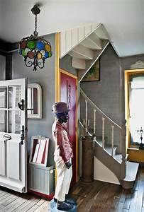 maison bretonne en pierre renovee melange les styles With wonderful photo de jardin de maison 19 deco entree appartement
