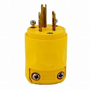 Underground Grounding Plug 125 Volt Plug In Mounting 5