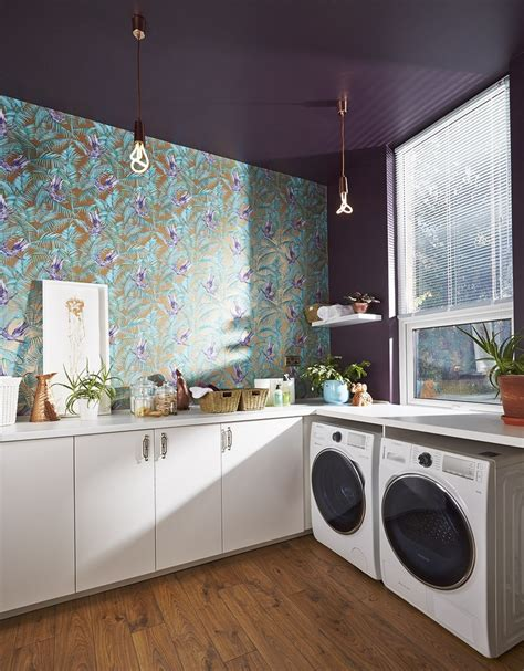 wallpaper ideas for kitchen beautiful kitchen wallpaper ideas for every furnishing