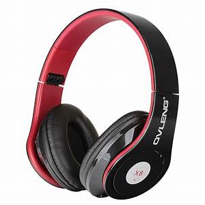 Ovleng X8 Earphones Stereo Headphone Gaming Headset With Mic
