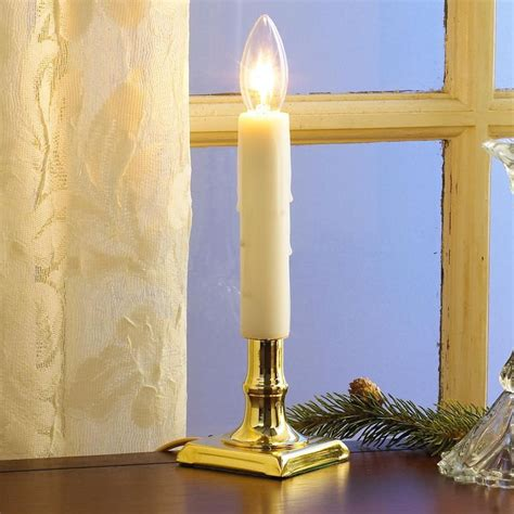 best brass window candle light