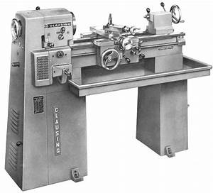 Clausing 10 U0026quot  Lathe 4900 Instruction  U0026 Parts Manual