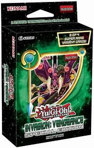 Invasion: Vengeance: Special Edition   Yu-Gi-Oh!   Fandom ...  Yugioh