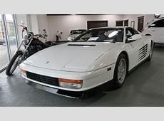 Gallery of Jeffs Motor Cars. 1991 Ferrari Testarossa for Sale in Canton, Ohio Jeff's