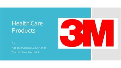 3m Health Care Products