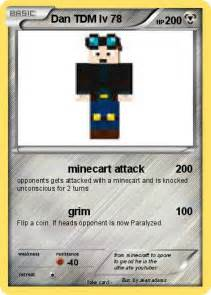 DanTDM Minecraft Coloring Pages