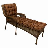 outdoor chaise lounge cushions All-Weather Outdoor Chaise Lounge Cushion   eBay