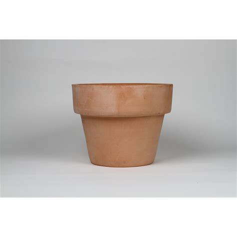 tuscan path pots tuscan path 28cm terracotta elementary pot i n 2860182 bunnings warehouse