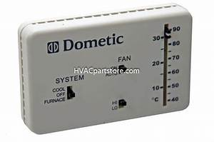 Dometic 3106995 032 Analog Rv Thermostat
