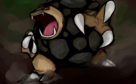 Pokemon Golem Wallpaper