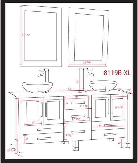 typical bathroom sink height vanity tops buying guide