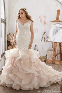 plus size wedding dresses with color morilee by madeline gardner 2017 wedding dresses julietta plus size bridal collection