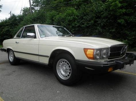 Fast, luxurious, stylish and built like a panzer tank, they're first the choice of many classic car collectors who like to both show and drive their metal. 1984 Mercedes-Benz 380SL Convertible | K17 | Kissimmee 2016