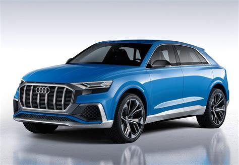 New Audi Q8  Autos Post