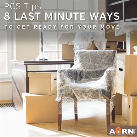 last minute tips for your pcs ahrn the 1 trusted housing resource