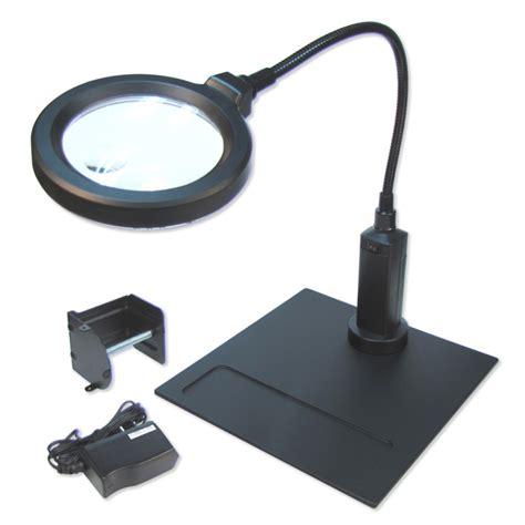carson magnifier desk l carson 2x 4x led magniflex pro magnifier