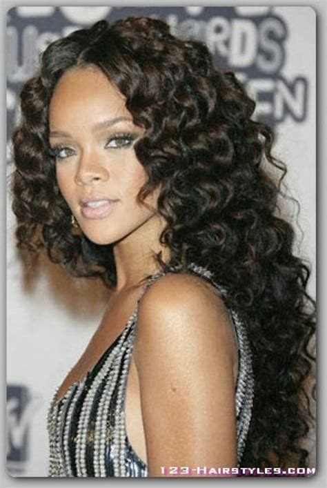 curly hairstyles  black women natural african american
