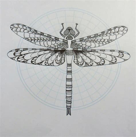 dragonfly tattoo mandala google search tatuajes
