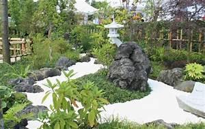 Gravier Pour Jardin : gravier blanc pour le jardin astuces et id es d co ideeco ~ Premium-room.com Idées de Décoration
