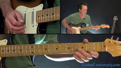 White Wedding Guitar Lesson