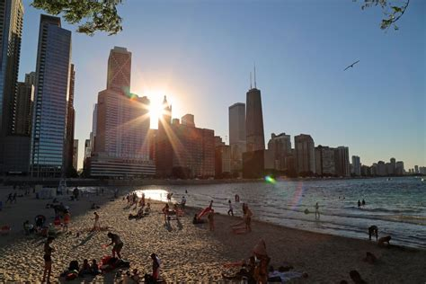 july  chicago weather  event guide