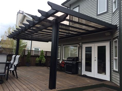 black pergola glass roof dream home in 2019 pergola with roof black pergola pergola