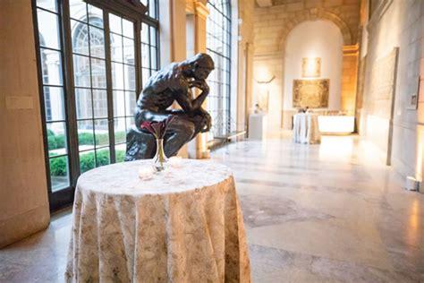 facility rentals baltimore museum  art