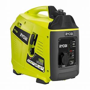 Ryobi 1 000 Starting Watt Gasoline Powered Portable
