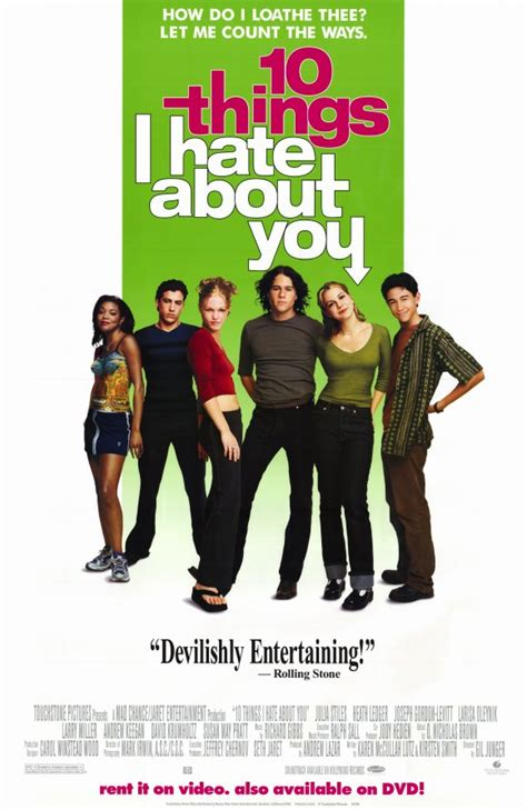 10 Things I Hate About You Soundtrack Songs