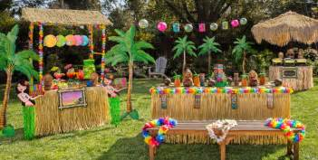 wedding backdrop kits luau decorations party city