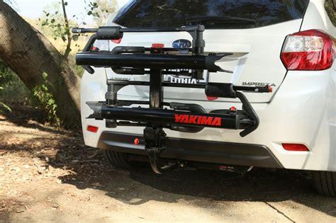 field test yakima holdup    car rack mountain