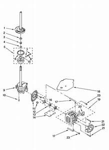 Whirlpool Washing Machine Motor Wiring Diagram