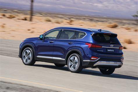 The Bolder, Edgier 2019 Hyundai Santa Fe Arrives Stateside