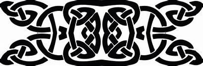 Celtic Knot Border Clipart Background Clip Line